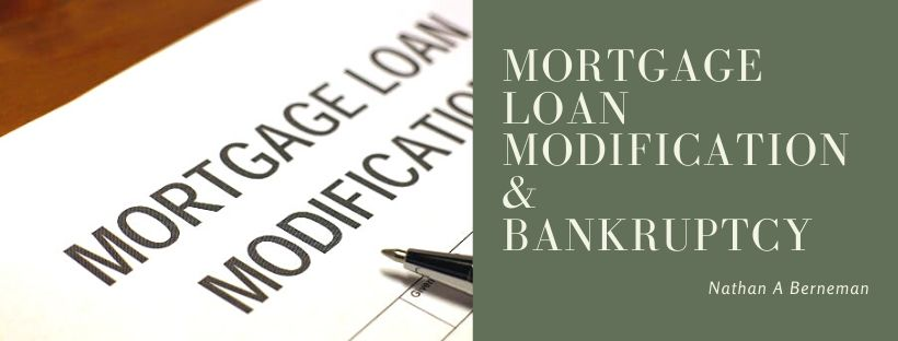 All about Mortgage Loan modification