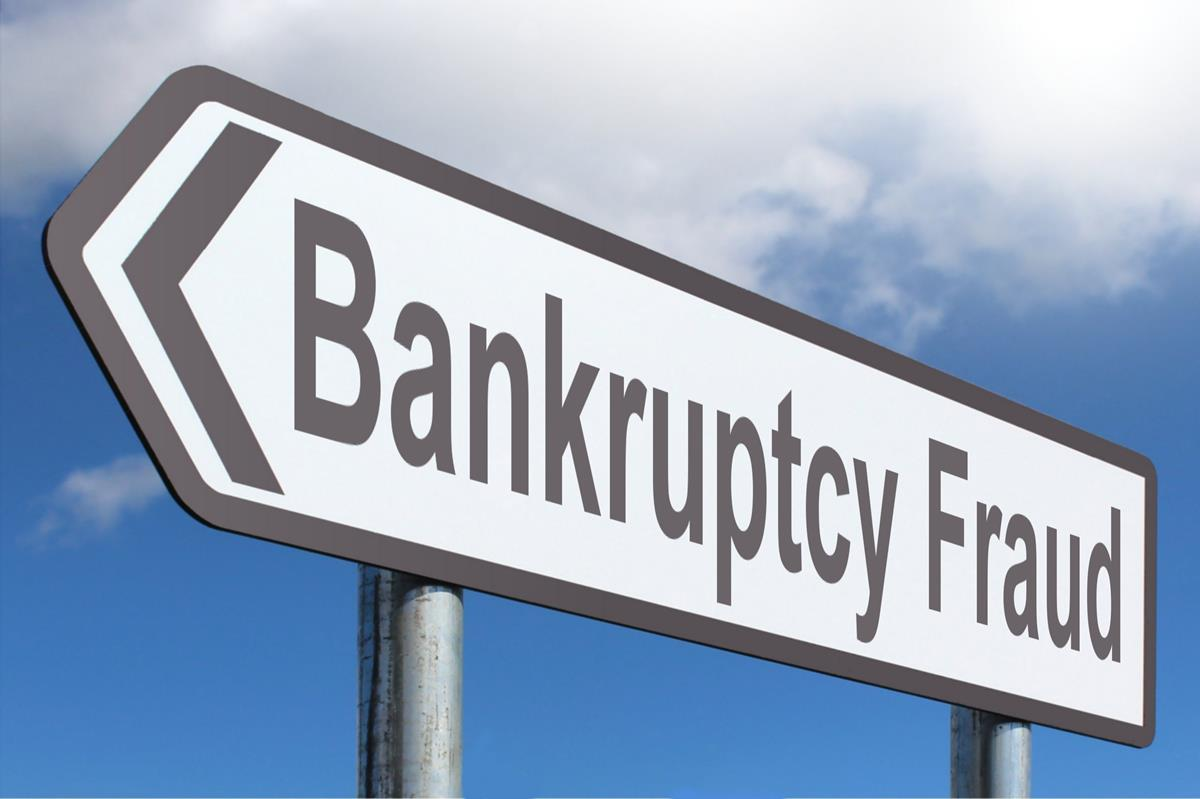Bankruptcy Fraud - Chapter 7 & chapter 13
