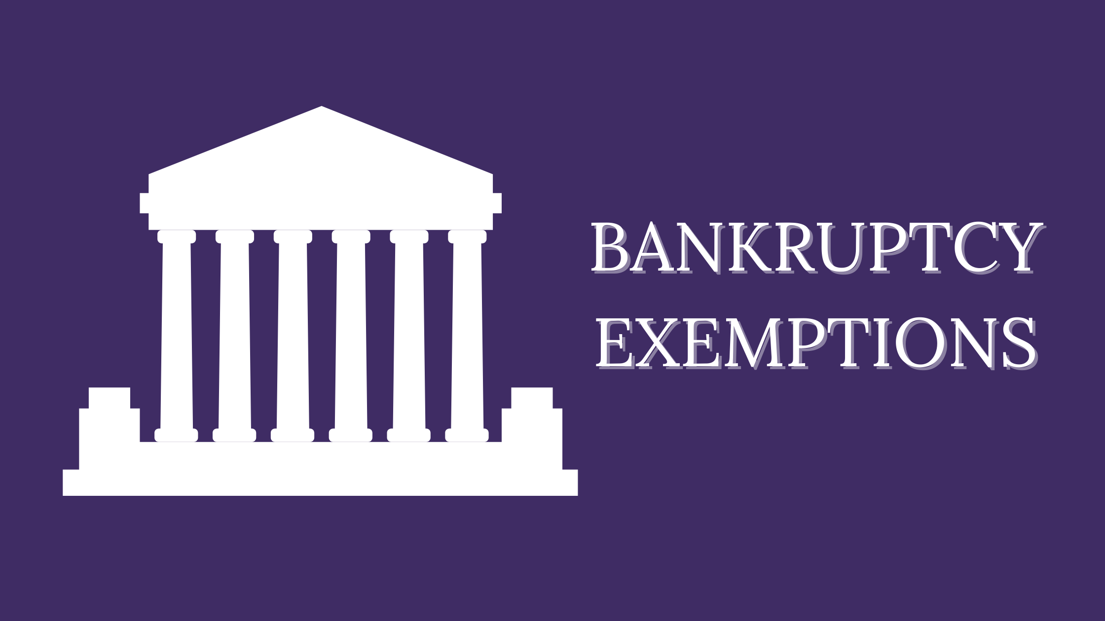Bankruptcy Exemption in California
